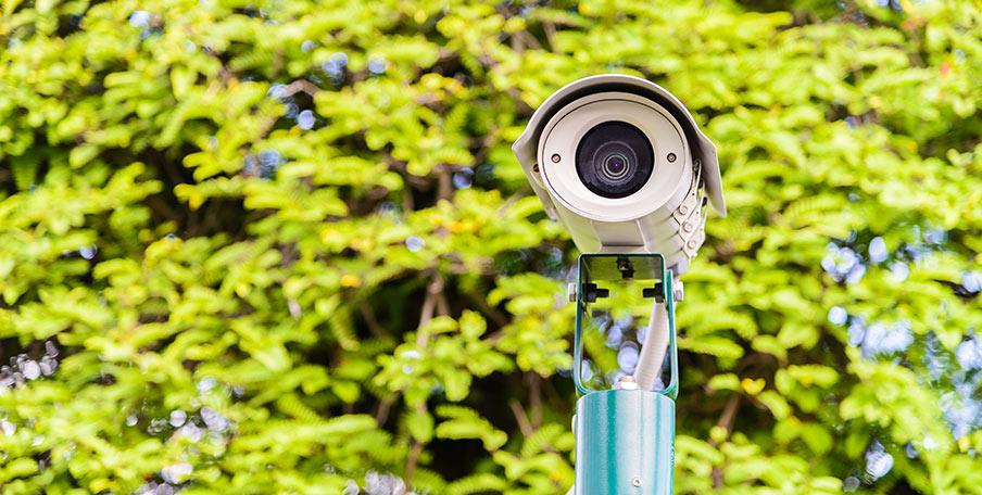 Spara pengar med kameraövervakning